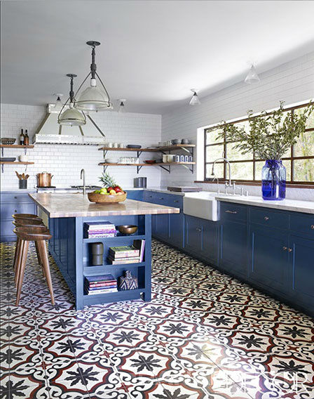 Kitchen Wall Tiles and Floor Tiles 5
