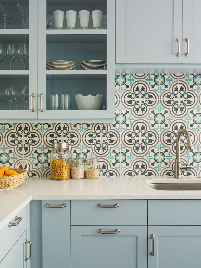 Kitchen Wall Tiles and Floor Tiles 8