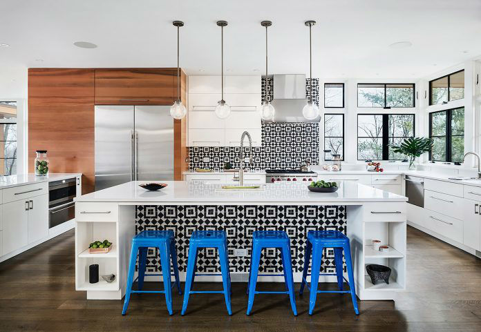 Kitchen Wall Tiles and Floor Tiles 10