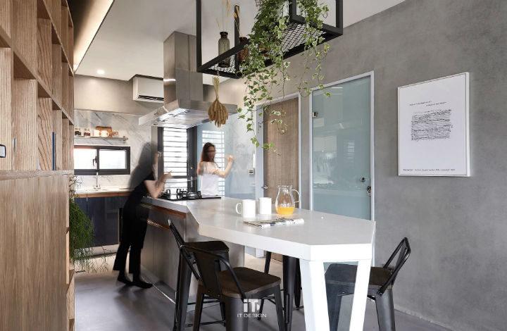 Minimalist Taiwanese Interior Design 11