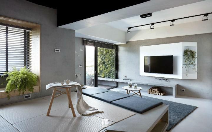 Minimalist Taiwanese Interior Design 15