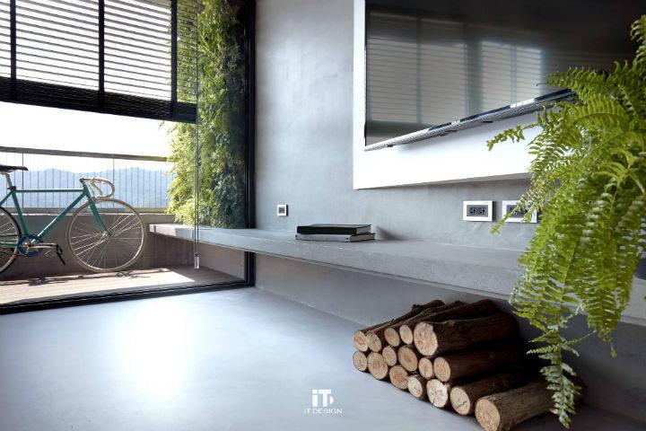 Minimalist Taiwanese Interior Design 17