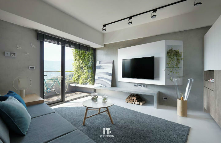 Minimalist Taiwanese Interior Design 5