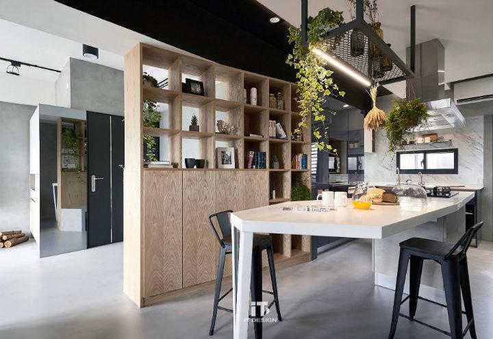 Minimalist Taiwanese Interior Design 7