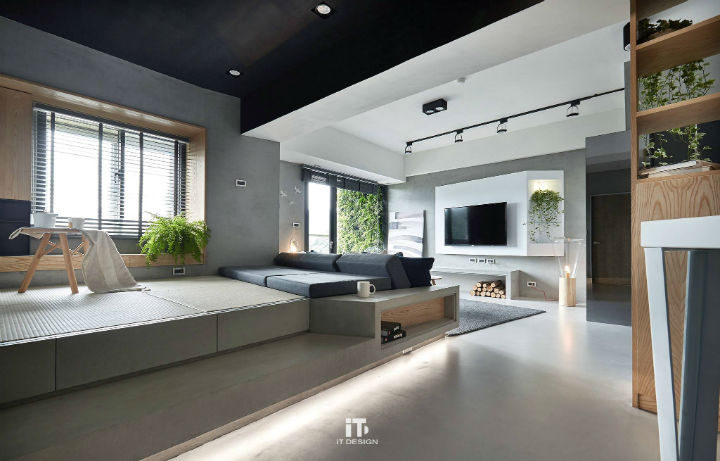 Minimalist Taiwanese Interior Design Decoholic