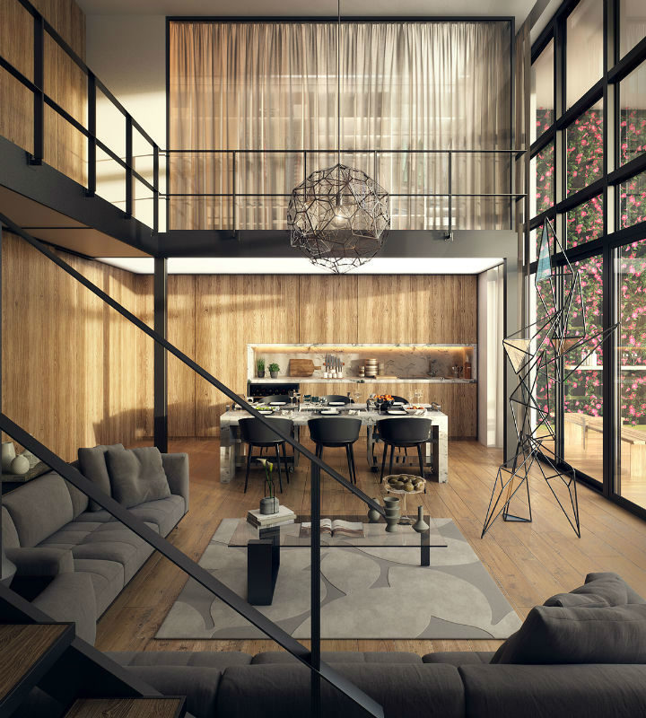 Amazing Interior Design Ideas by K-frame 13