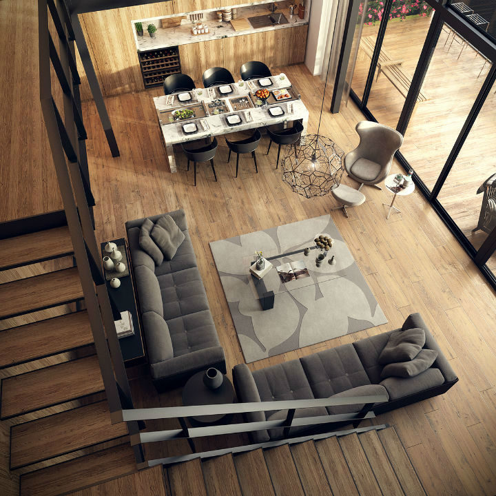 Amazing Interior Design Ideas by K-frame 14