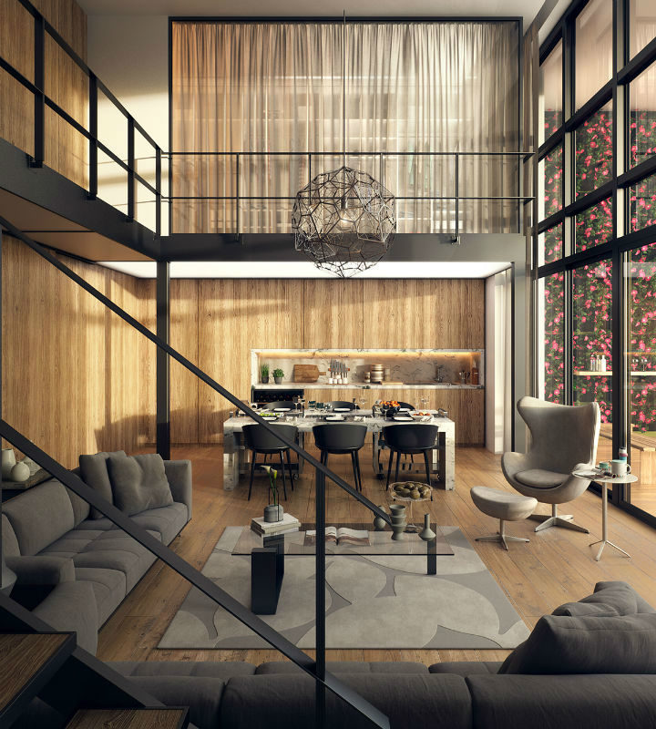 Amazing Interior Design Ideas by K-frame 15