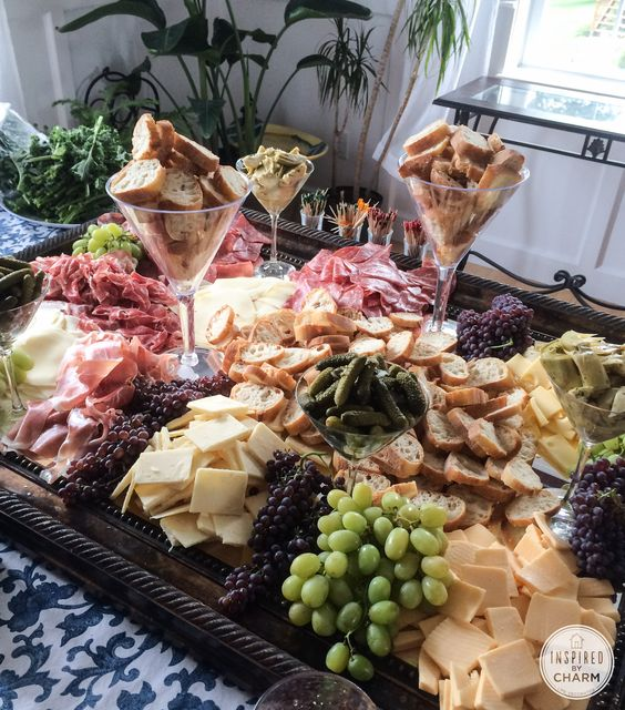 ultimate cheese board