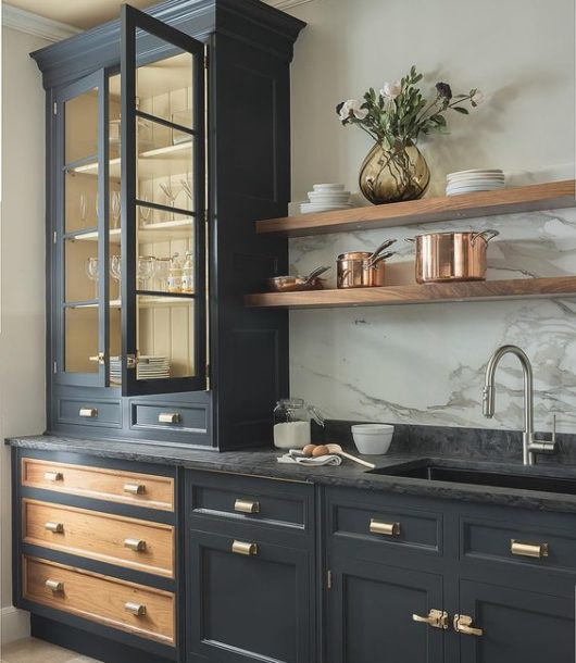 Deluxe Handcrafted Kitchen Design Ideas