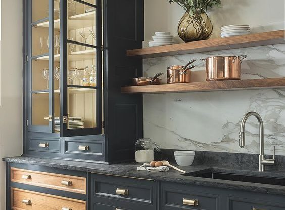 Deluxe Handcrafted Kitchen Design Ideas