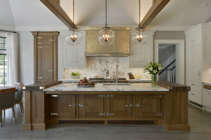 Deluxe Handcrafted Kitchen Design Ideas 7