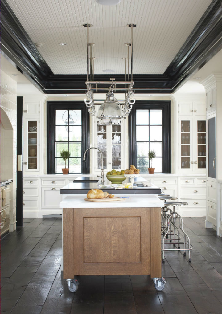 Deluxe Handcrafted Kitchen Design Ideas 8
