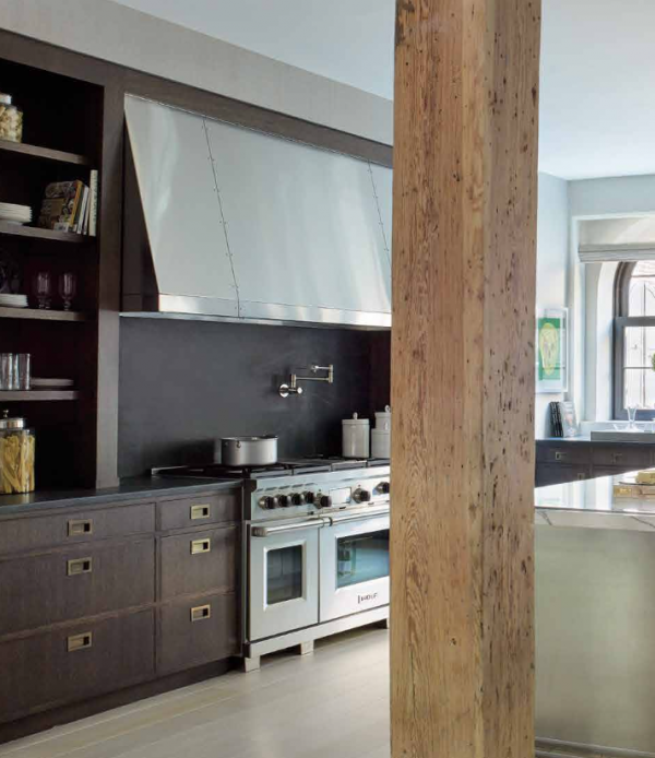 Deluxe Handcrafted Kitchen Design Ideas 9