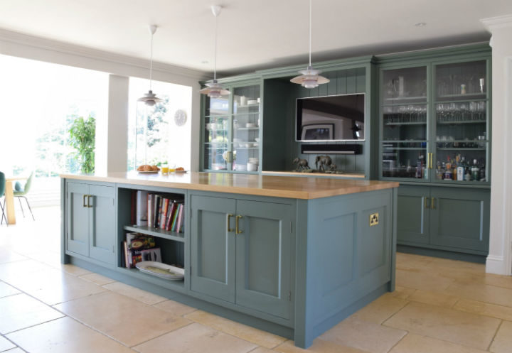 Fabulous English Kitchen Design 12