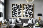 Glamorous Chic and Sophisticated Interiors 12
