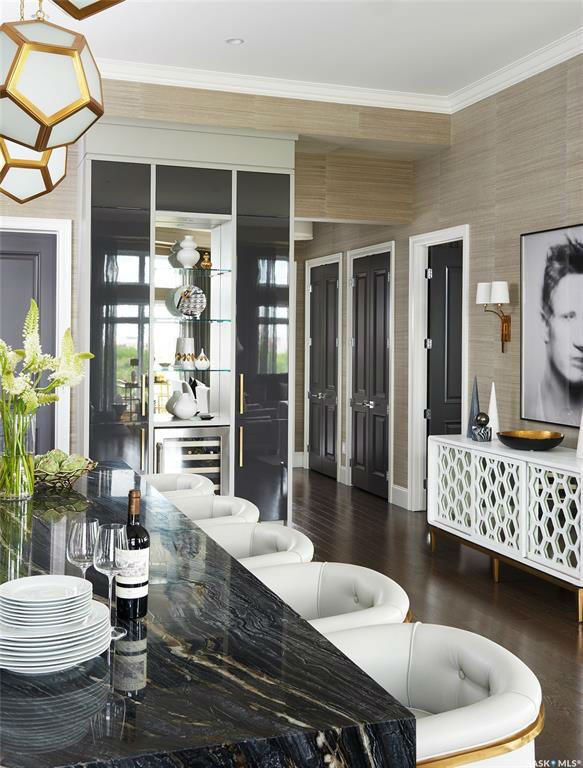 Glamorous Chic and Sophisticated Interiors 5