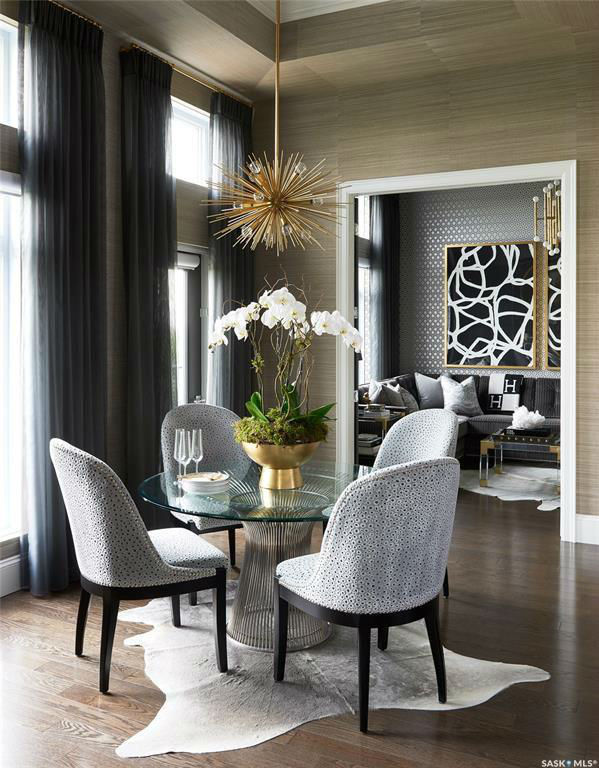 Glamorous Chic and Sophisticated Interiors 7