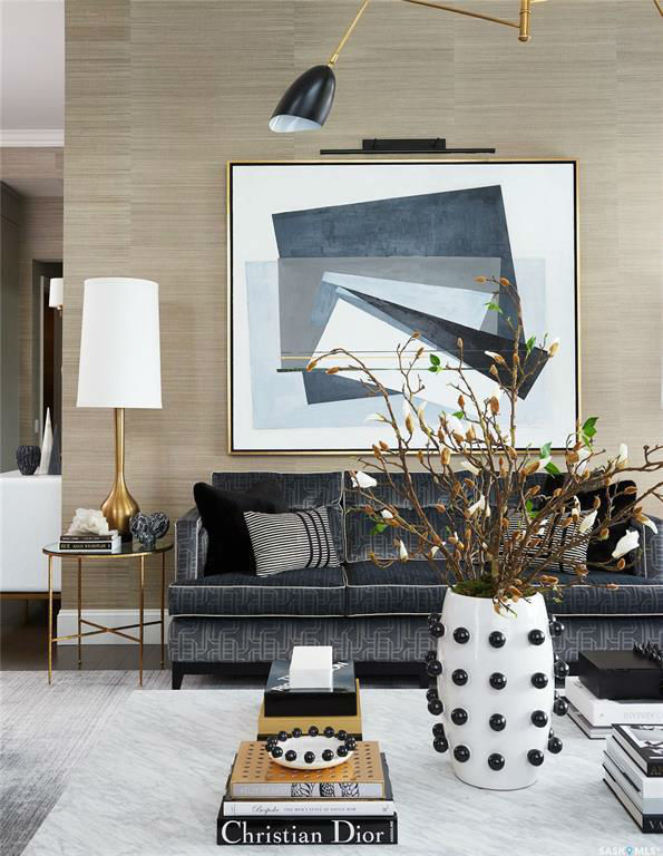 Glamorous Chic and Sophisticated Interiors 8