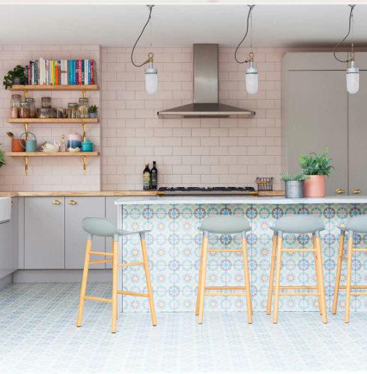 Modern Happy Home interior