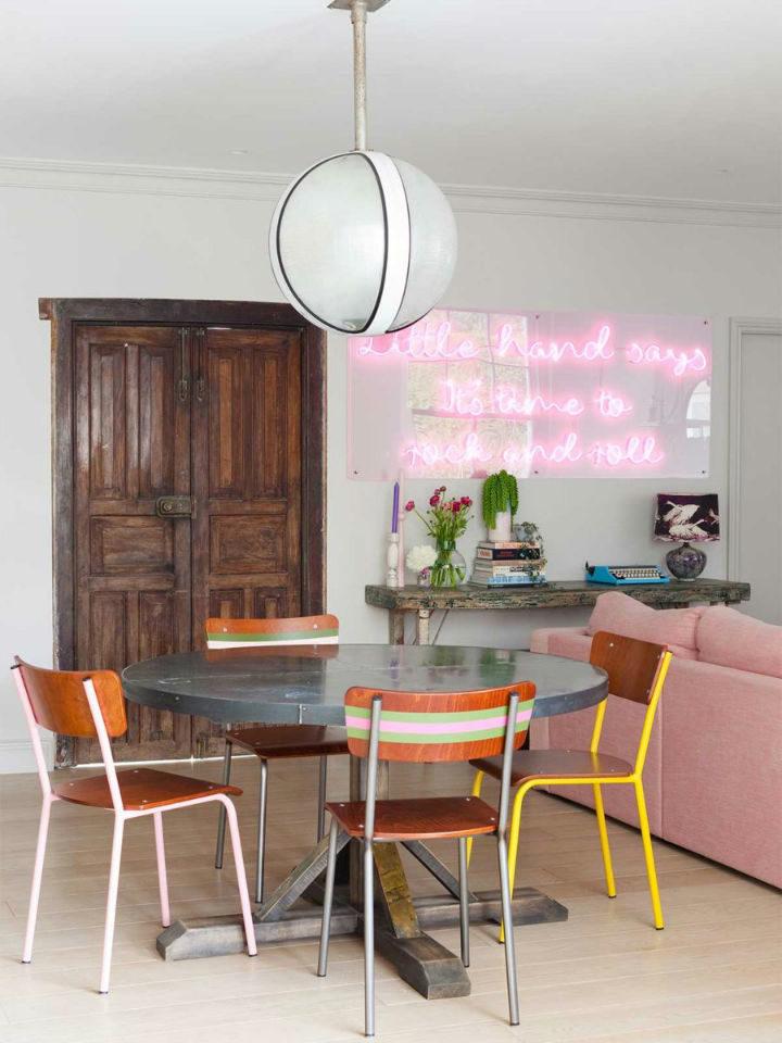 Modern Happy Home interior 14