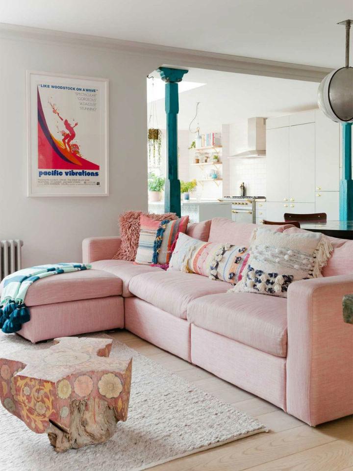 Modern Happy Home interior 2