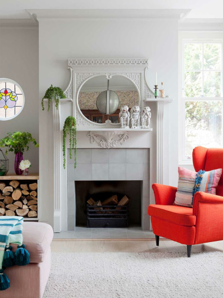 Modern Happy Home interior 4