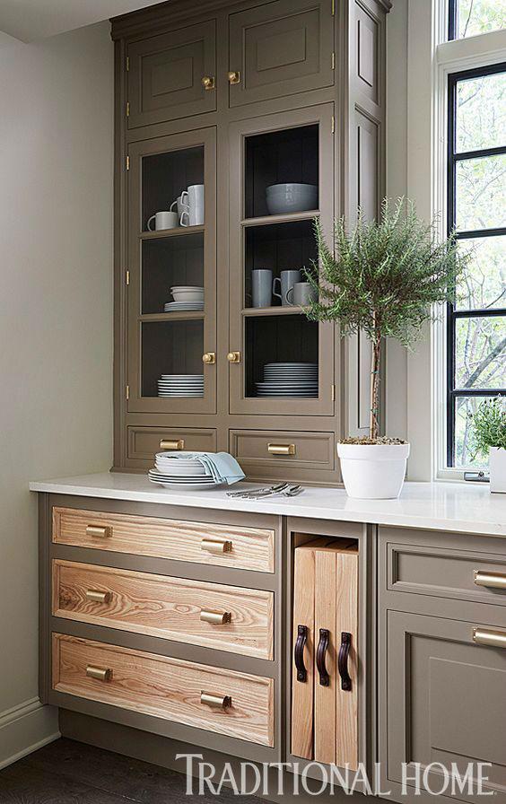Deluxe Handcrafted Kitchen Design Ideas 2
