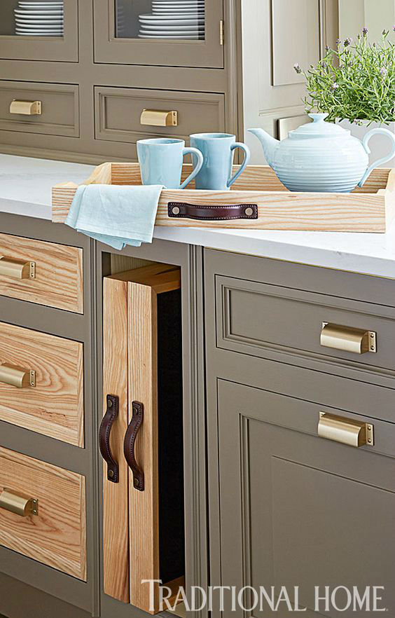 Deluxe Handcrafted Kitchen Design Ideas 3