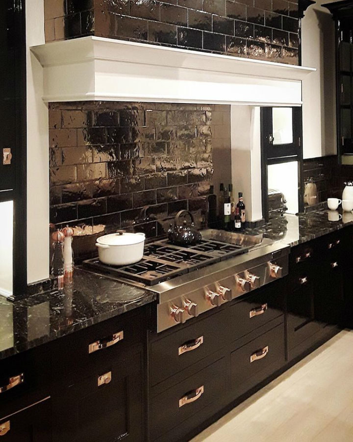 Deluxe Handcrafted Kitchen Design Ideas 6