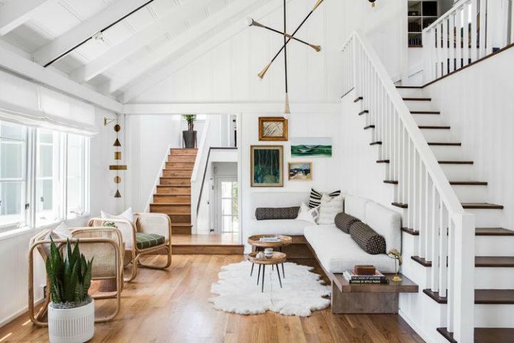 Modern Eclectic interior design idea