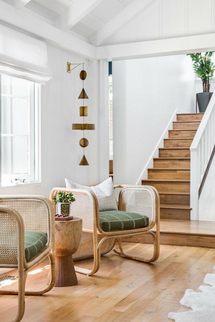 Modern Eclectic interior design idea 2