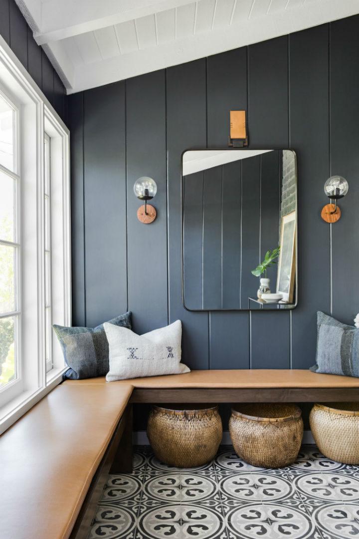 Modern Eclectic interior design idea 4