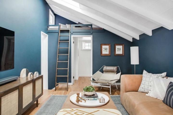 Modern Eclectic interior design idea 5