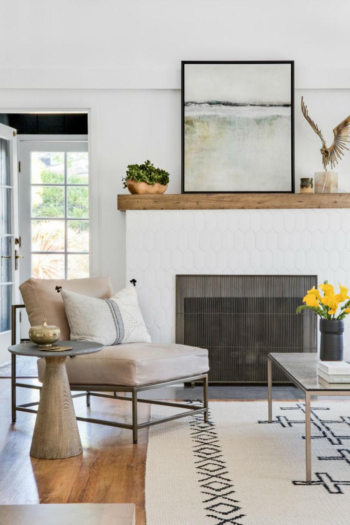 Modern Eclectic interior design idea 6