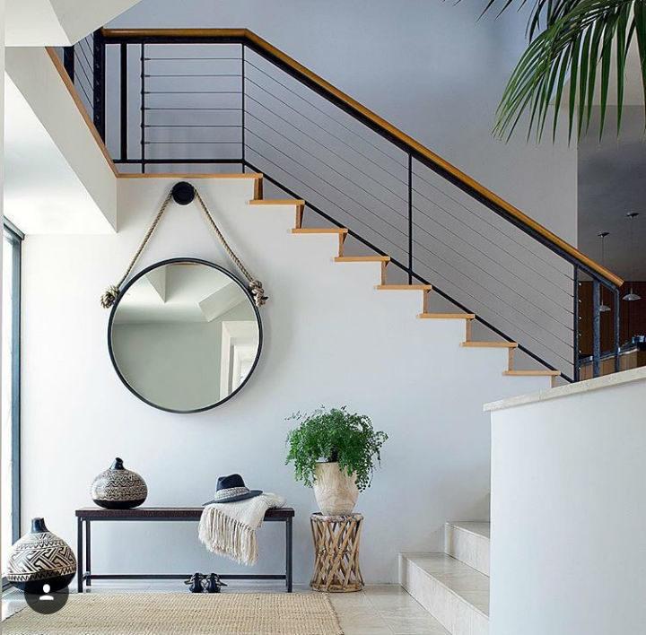 Modern Eclectic interior design idea 7