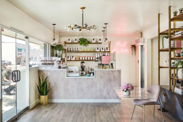 Modern Eclectic interior design idea 8