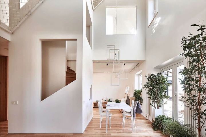 Multifunctional Cool and Minimalist Interior 10