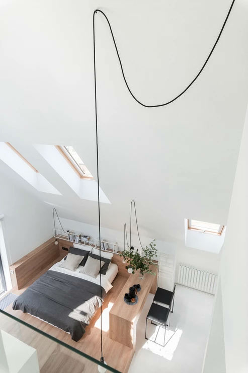 Multifunctional Cool and Minimalist Interior 4