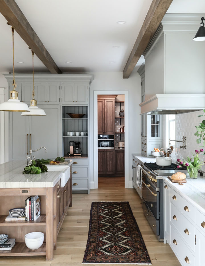 Visually Stunning kitchen design idea