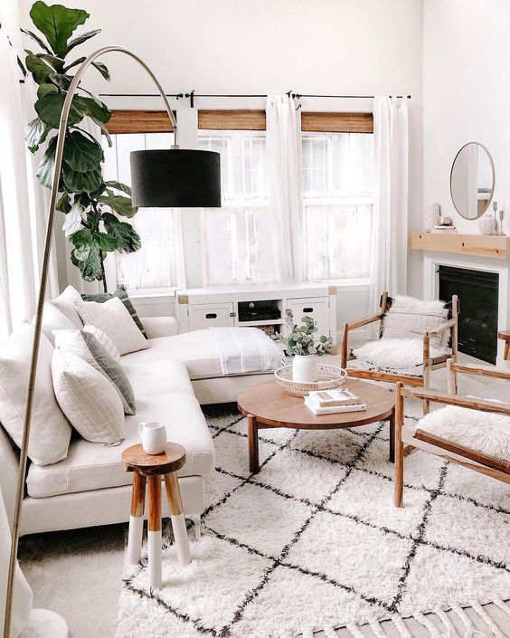 50+ Beautiful Living Room Home Decor 90