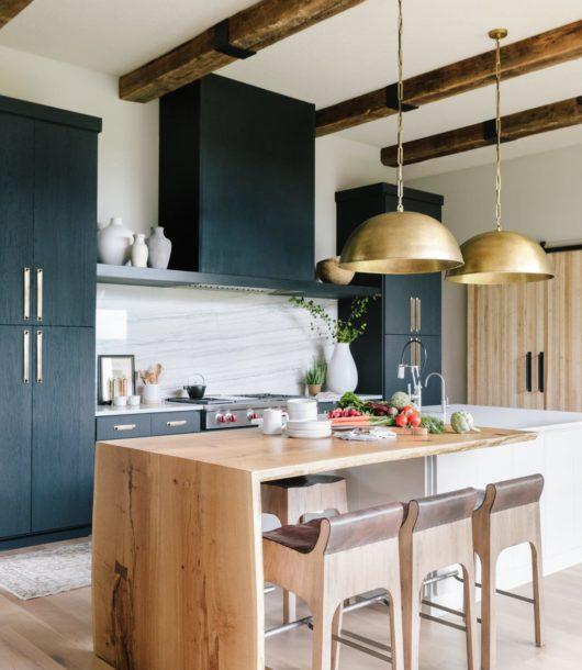 Fresh Refining and Welcoming Interiors