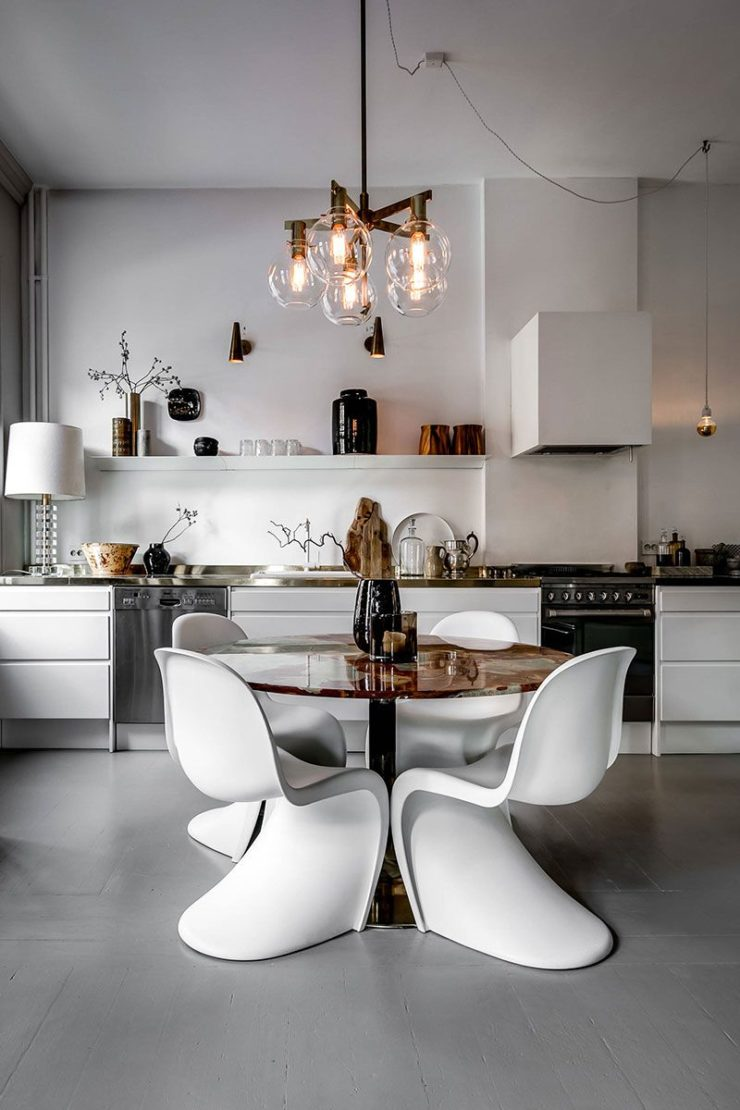 Kitchen Island With Seating Design Idea