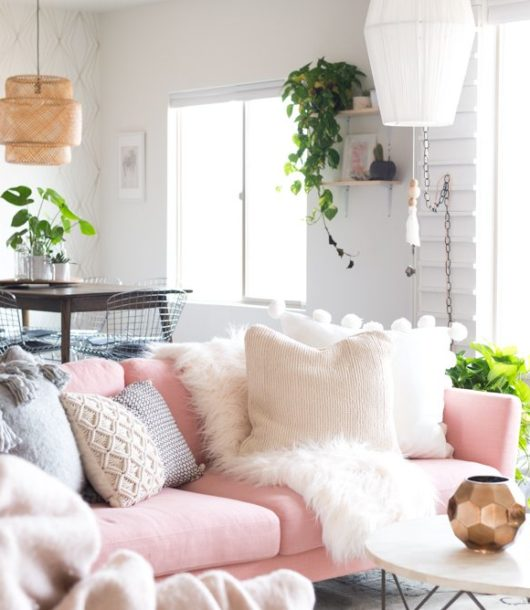 spring home decor update ideas 8