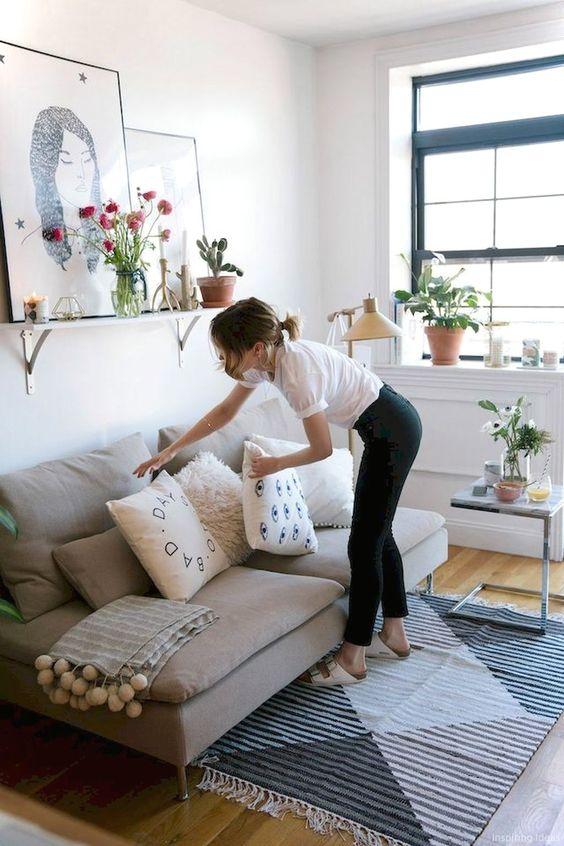 spring home decor update ideas