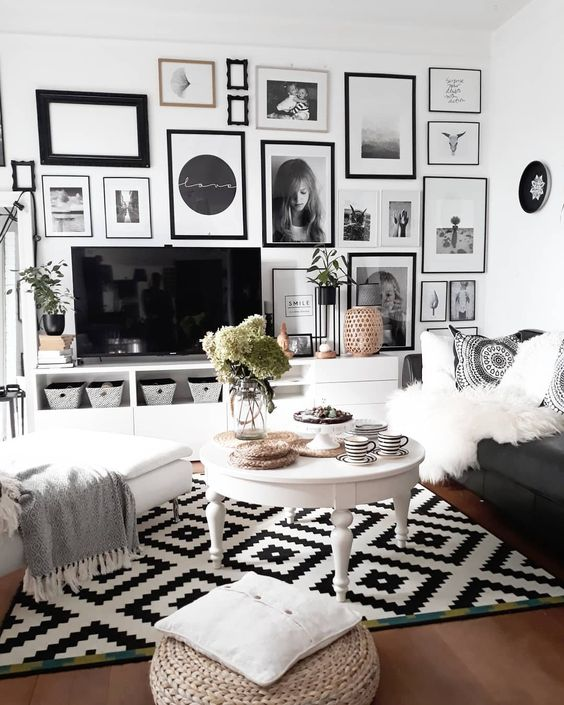 10 Ways To Decorate The Wall You Hang Your Tv On Decoholic