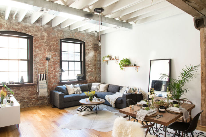 Converted Soda Factory Loft