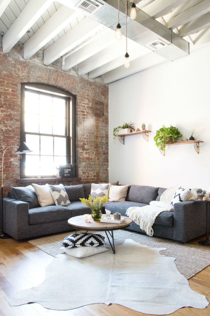 Converted Soda Factory Loft  3