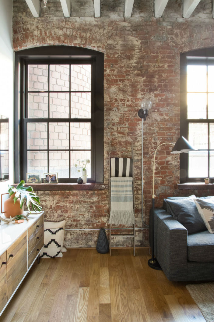Converted Soda Factory Loft  8