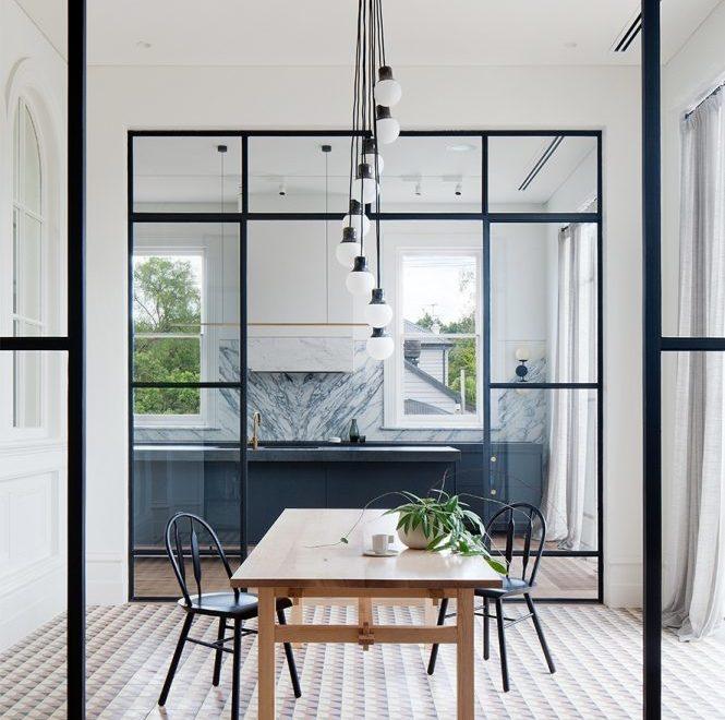 award wining minimalist interior design